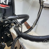 HyDrive COMKIT5 supplied and fitted to a Stacer 525 Sea Runner paired to a Suzuki DF90A.
