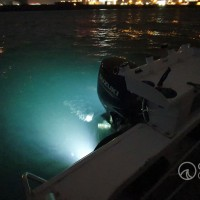 OceanLED underwater lights supplied and fitted to a Stacer 525 Sea Runner.