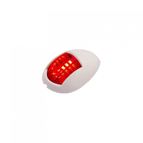 LED Autolamps - 52 Series Nav Lights - Red, White