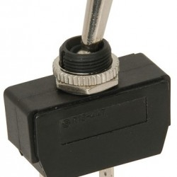 Weatherproof Heavy Duty Toggle Switch - On/Off 20A SPST IP56