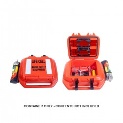 Life Cell Trailer Boat (WA only) - 2-4 Persons - Orange