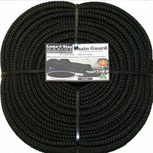 Lone Star Chain Guard 8M To Suit 8mm Chain