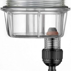 Easterner Fuel Filter - Easy-Fit Clear Bowl Only