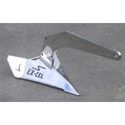 SARCA Excel Size 8 40KG, Suits Boats Up To21M (28T) - Galvanised