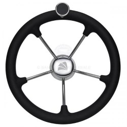 Relaxn Steering Wheel - 350MM with Knob